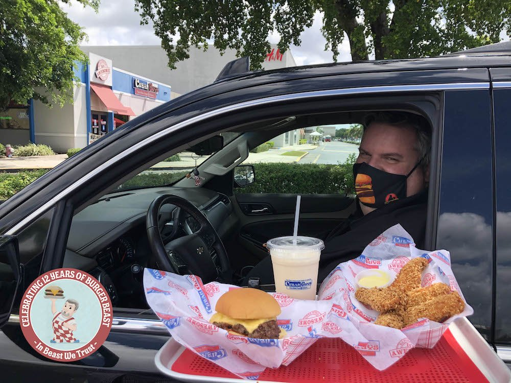 12 Years of BURGER BEAST Drive-in Event