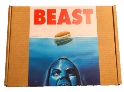Burger BEAST Ready-To-Eat & Meal Kit Boxes