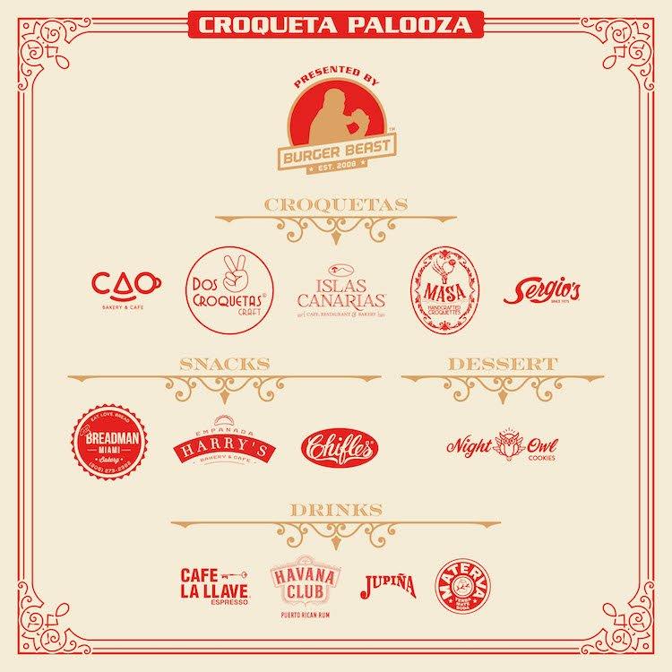 Croqueta Palooza 2020 Box