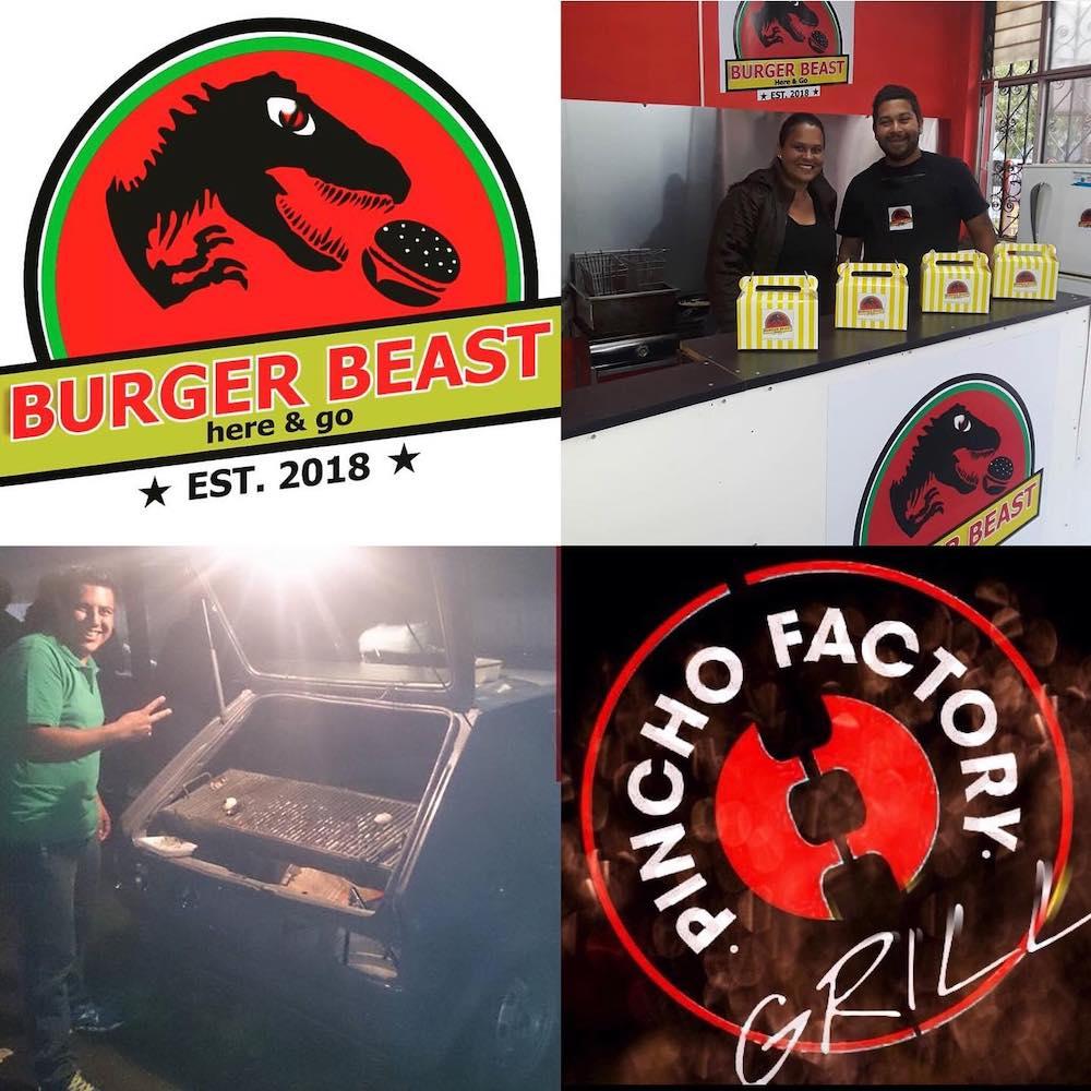 PINCHO & Burger Beast Copycats