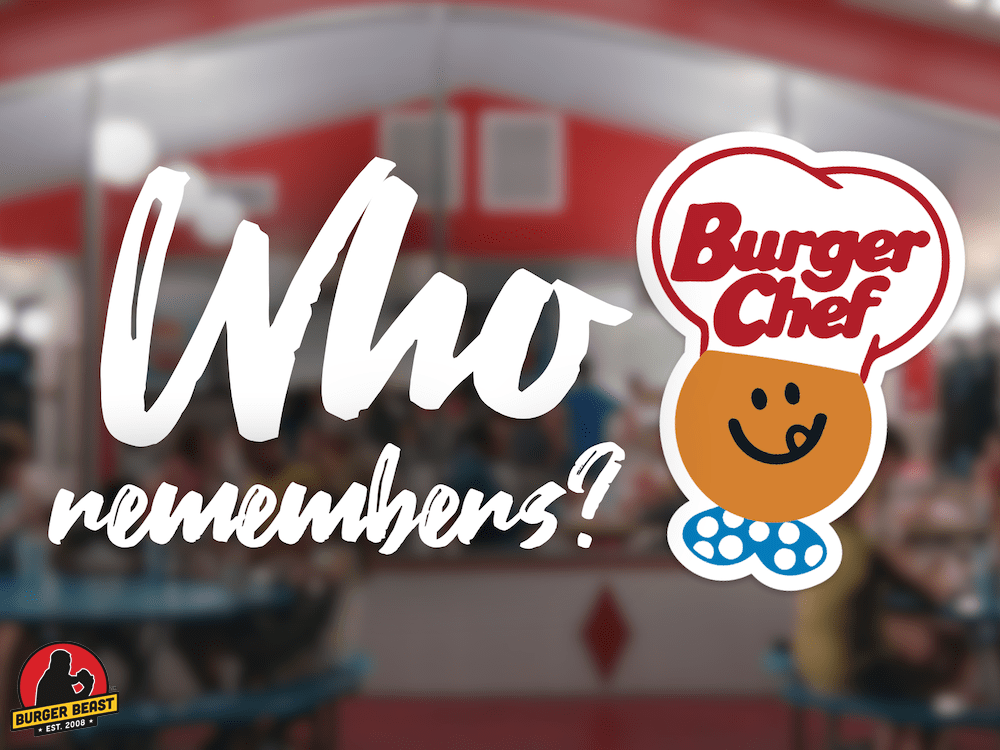 Who remembers Burger Chef?