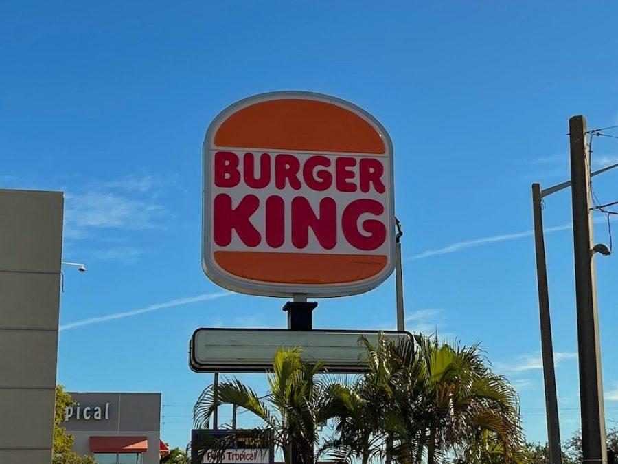 The NEW Burger King Logo