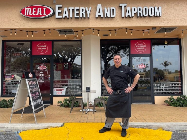 MEAT Eatery & Taproom has a new home in Boca