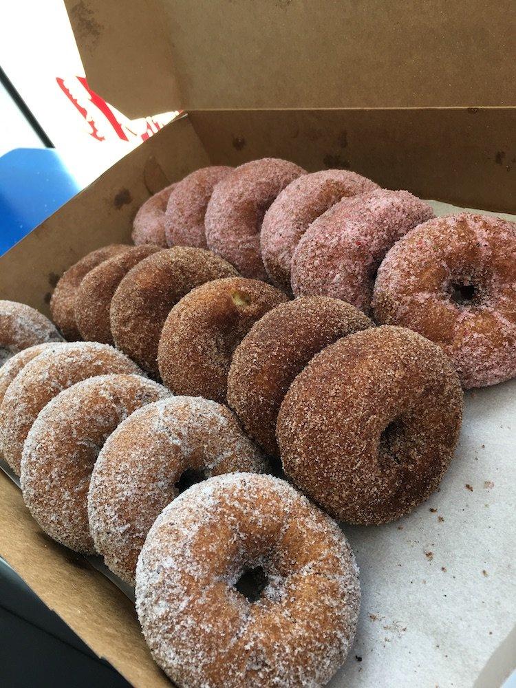 Hot & Fresh Federal Donuts