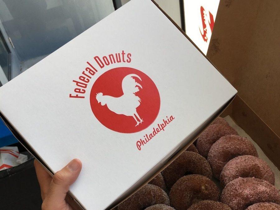 Federal Donuts Box in Wynwood
