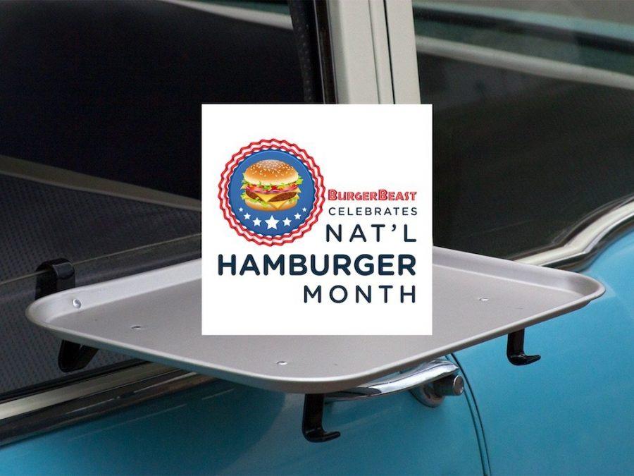 National Burger Month 2021