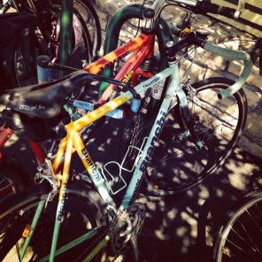 Bikes Hitched