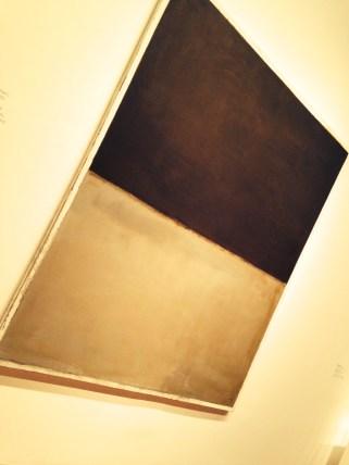 A Rothko at dY
