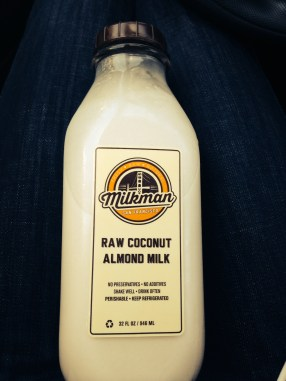 Bi-Rite's Coconut Almond Milk