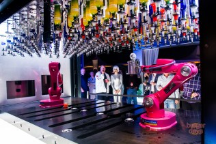 Robot bartenders. It's official: we're all going to die.