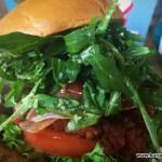 Parma Bird Burger