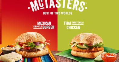 McDonald's McTasters