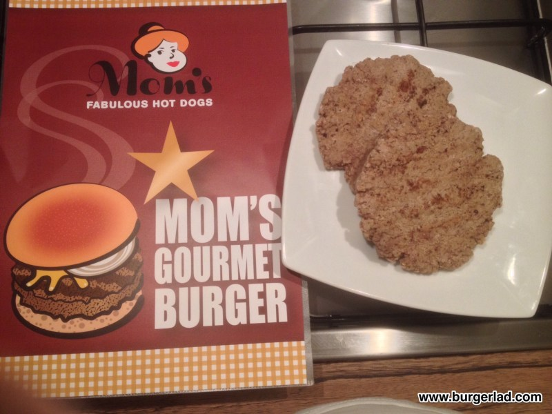 Mom's Gourmet Burger