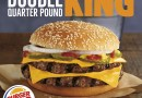 Burger King Double Quarter Pounder Review
