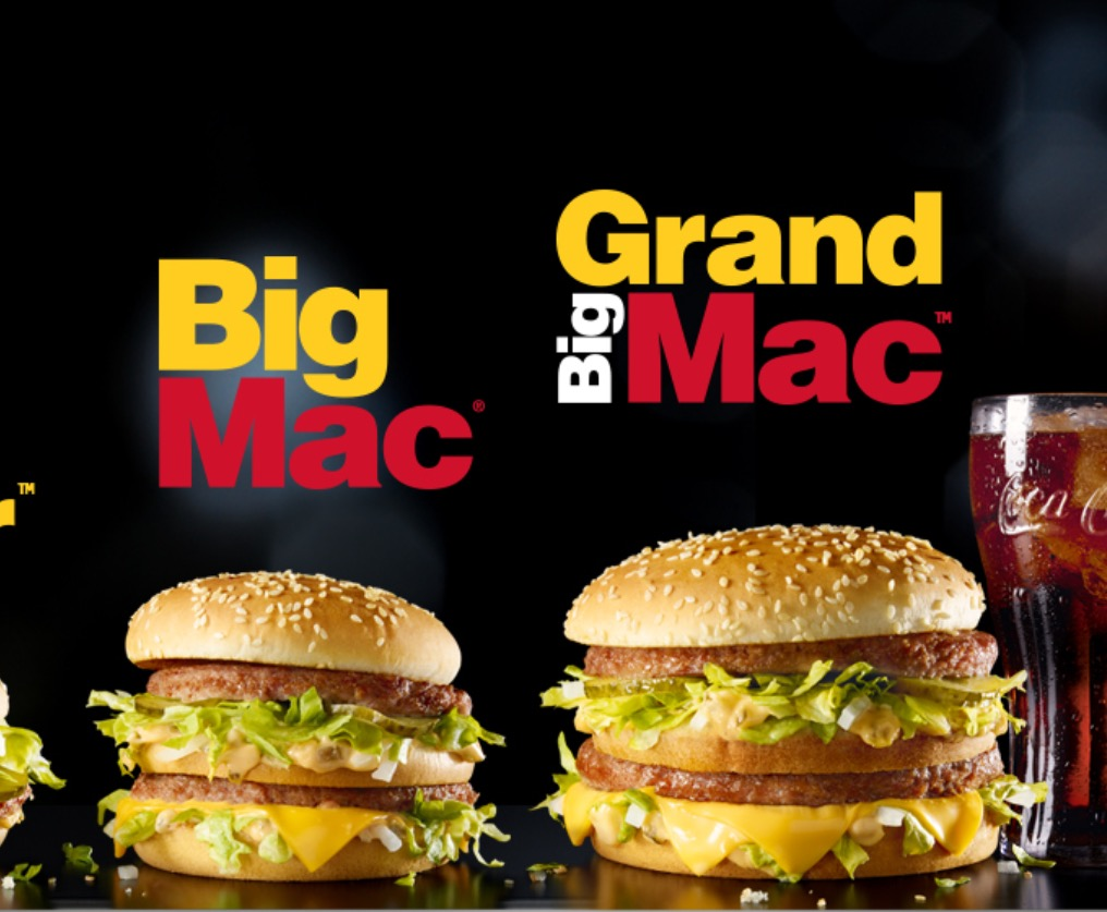 1 big mac - photo #22