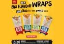 McDonald's Big Flavour Wraps – Wrap of the Day