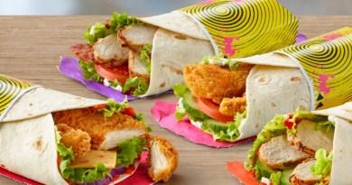 McDonald's Fiery Buffalo Chicken One