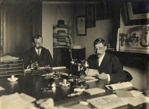 Kilsdonk en Brascamp , directie 1911 (het leven)