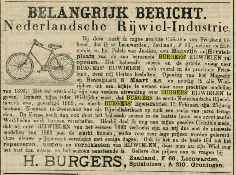 Leeuwarder courant 01-03-1893