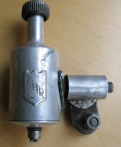 Dynamo ENR aluminium eind jaren '50 / jaren '60