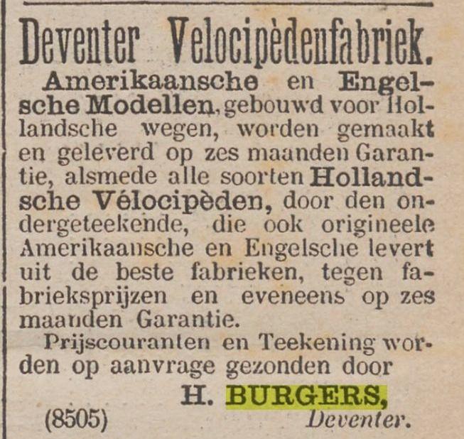 Het nieuws van den dag - kleine courant 27-06-1882