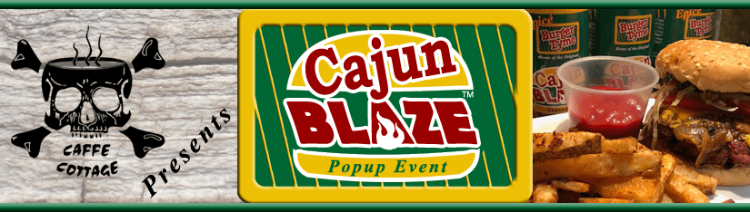 Cajun Blaze Popup Event