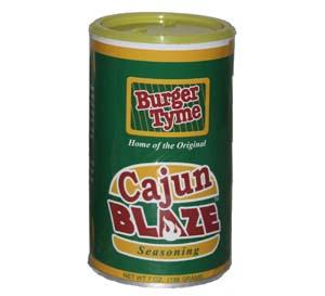 Cajun Blaze Seasoning