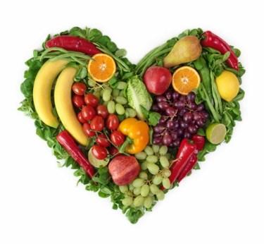 corazón vegano