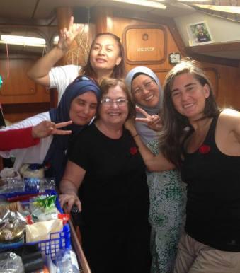 Flotilla Rumbo a Gaza