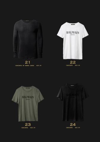 Precios Balmain x H&M (5)