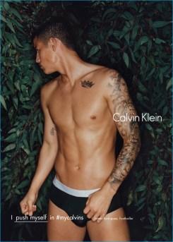 James Rodriguez Calvin Klein-3