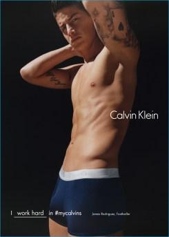James Rodriguez Calvin Klein-7
