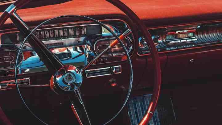 auto automobile car chrome