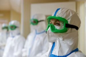 THREE RUSSIAN DOCTORS TREATING THE CORONAVIRUS HAVE 'FALLEN' OUT OF WINDOWS IN JUST OVER A WEEK