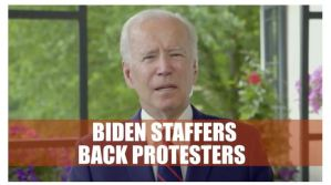 13 Biden Campaign Staffers Financially Donate to Help Bail Out Rioters Who Have Been Arrested During Violent Riots
