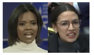 Candace Owens Eviscerates AOC: 'You're A Racist, Radical Communist That Wants To Expand Government Control And Dependency'