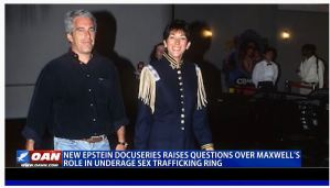 New Epstein docuseries raises questions over Maxwell's role in underage sex trafficking ring