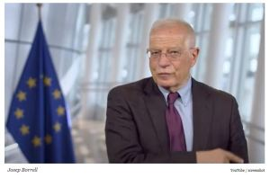 "Top EU diplomat: Coronavirus is 'the great accelerator of history' and ""the end of the American-led system and arrival of an Asian century.""  ****MAKE NO MISTAKE, ENEMIES OF THE USA ARE POISED TO STRIKE AND SOME (CCP) HAVE ALREADY ACTED****"