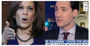 Pro-life investigator David Daleiden sues Kamala Harris for conspiring to suppress journalism