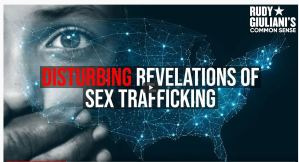 Disturbing Revelations of Sex Trafficking, Interview with Jaco Booyens
