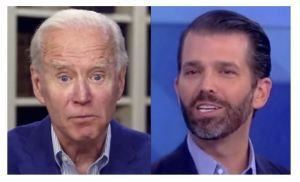 Biden Urges For 'Reform,' Trump Jr. Rips Him: 'Why Didn't You Do Any Of These Things In The First 50 Years Of Your D.C. Career?'