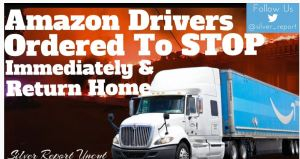 """Amazon Closes Hubs In Several Major Cities Orders Drivers To """"Stop Immediately And Return Home"""""""