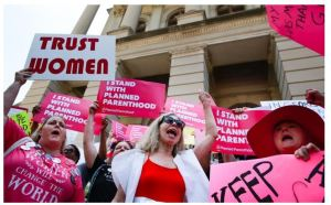 Planned Parenthood aborted 345,672 babies last year, received $616 million from US Taxpayers.