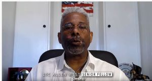 Allen West: This Is Not About George Floyd Anymore – It's About The Anarchy Of The Socialist Left's Antifa