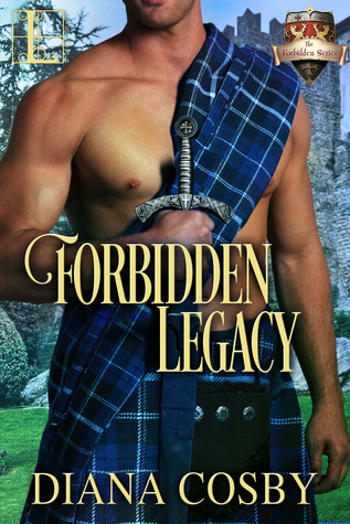Blog Tour: Lyrical Press Presents- Forbidden Legacy by Diana Cosby (Excerpt & Giveaway)
