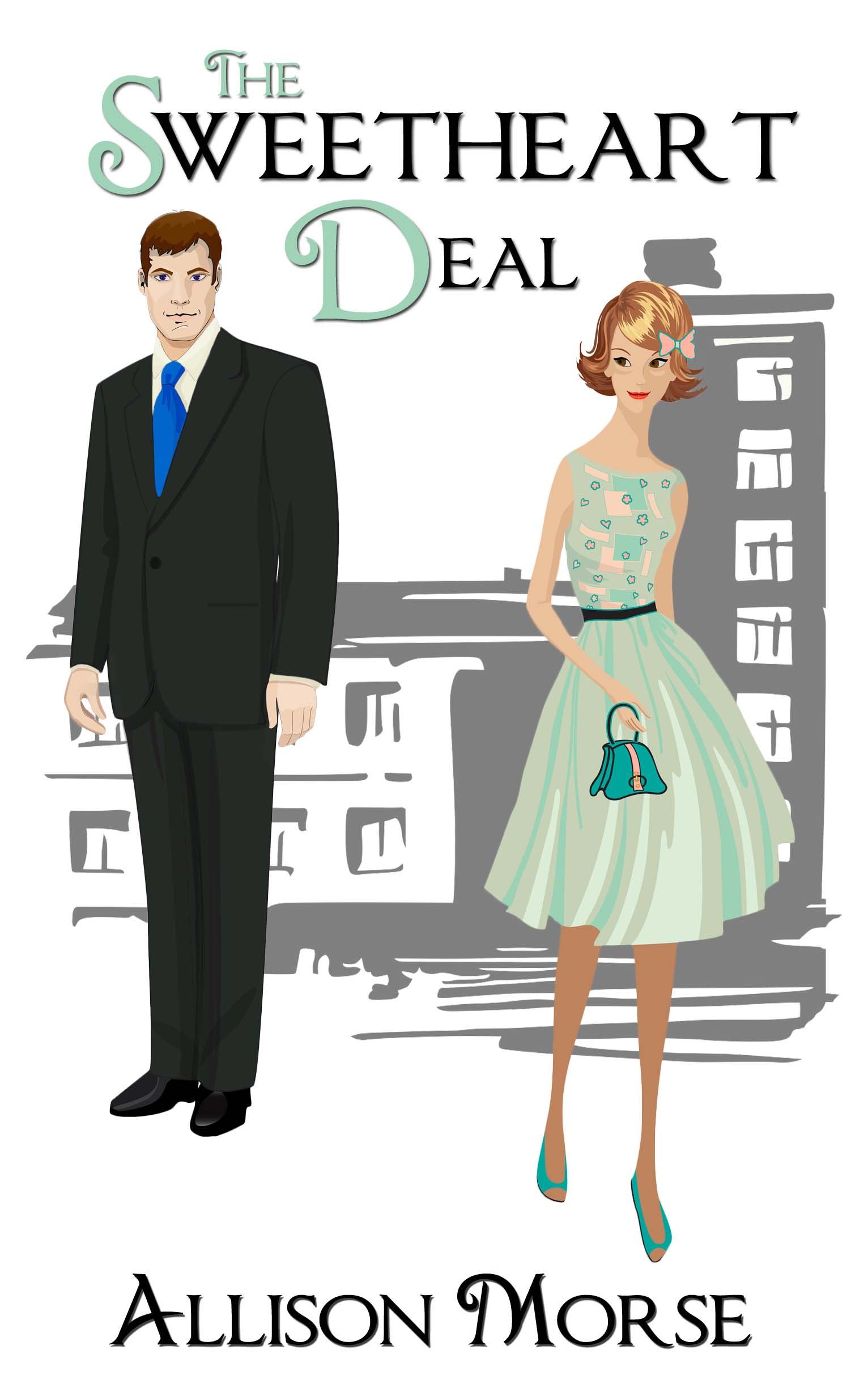 Blog Tour: The Sweetheart Deal by Allison Morse (Excerpt & Giveaway)