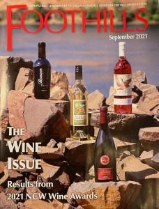 Foothills Magazine, September 2021