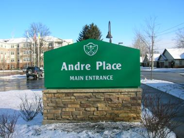 Andrew Place Monument