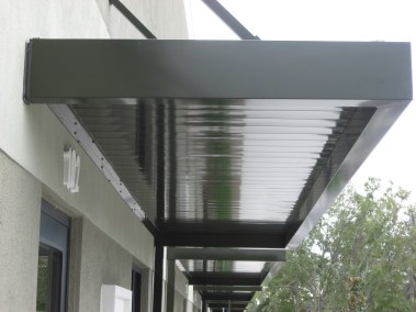 Covered Canopy