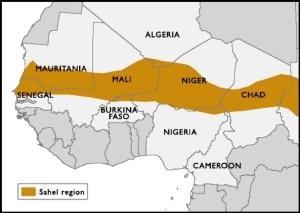 Sahel i Burkina Faso